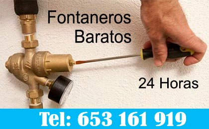 Fontaneros Muchamiel 24 horas