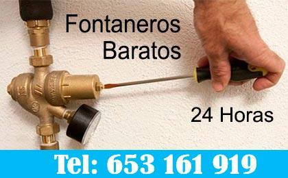 Fontaneros Brunete 24 horas