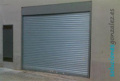 Reparación e instalación de persianas metálicas en Almoradi