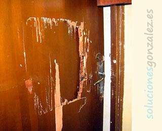 Instalación y reparación de puertas en Torrellano