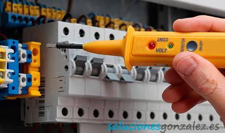 electricistas en energía residencial o domiciliaria en El Rebolledo