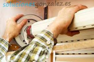 Instalación y/o reparación de de persianas metálicas enrollables san vicente del raspeig
