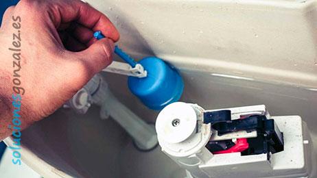 Reparación y/o cambio de cisternas