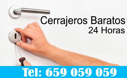Cerrajeros Benidorm 24 horas