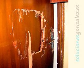 Instalación y reparación de puertas