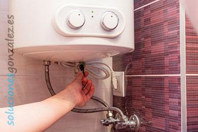 Reparación e instalación de termos, calderas y calefacción