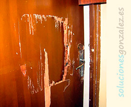 Instalación y reparación de puertas en Orihuela Costa