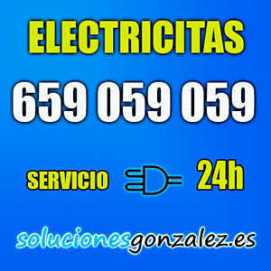 Electricistas 24 horas Alicante
