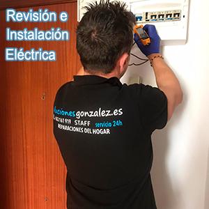 Reparación e Instalaciones Electricas Alicante