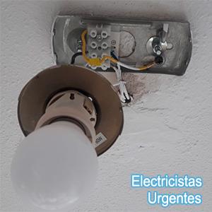Electricistas urgentes Albatera