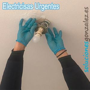Electricistas urgentes Petrer