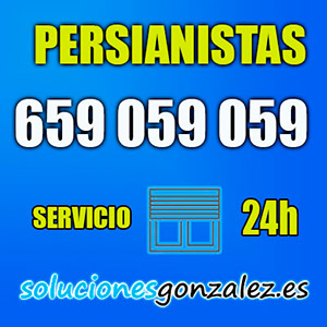 Reparación de persianas Torrellano