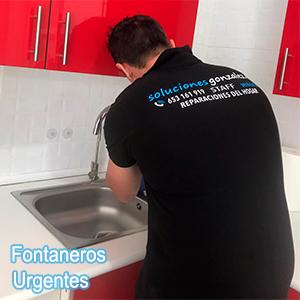 Fontaeros urgentes Brunete