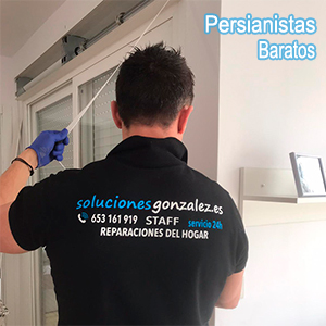 Persianistas baratos Brunete