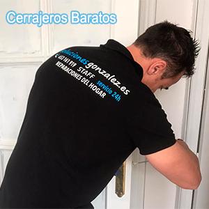Cerrajeros baratos Málaga
