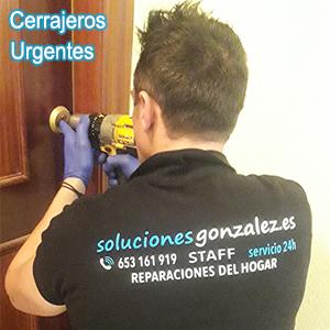 Cerrajeros urgentes Málaga