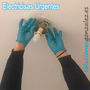 Electricistas urgentes Málaga
